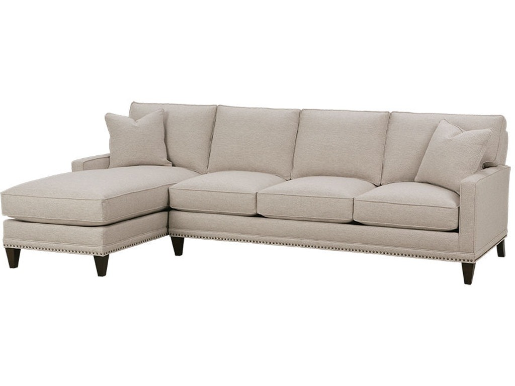 Living Room Rowe Mystyle Ii Track Arm Sectional My Style