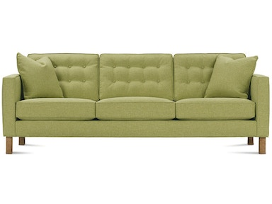 Rowe Abbott Sofa (Wood Leg)