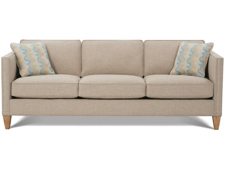 Rowe Mitchell Sofa Choose 2 Or 3 Seat Cushions N220 002