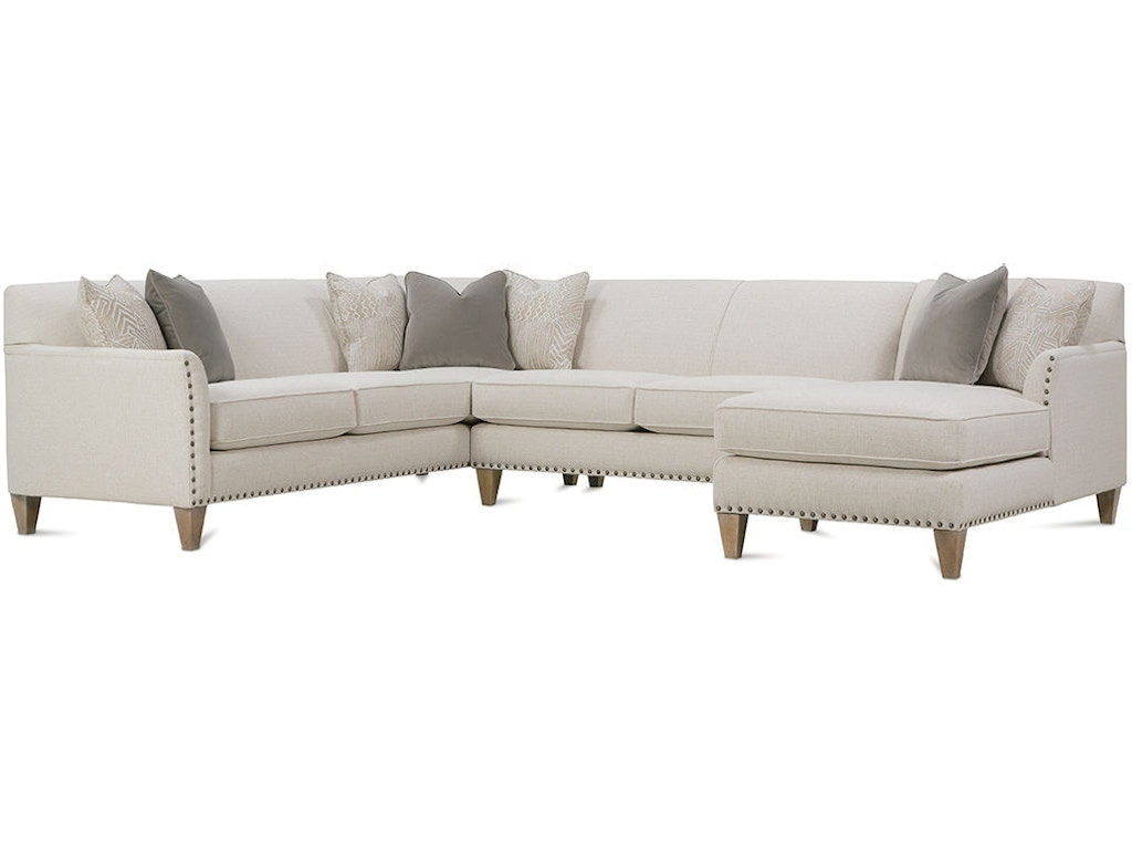 Rowe Living Room Varick Sectional N260 Sect Shumake Furniture Decatur And Huntsville Al