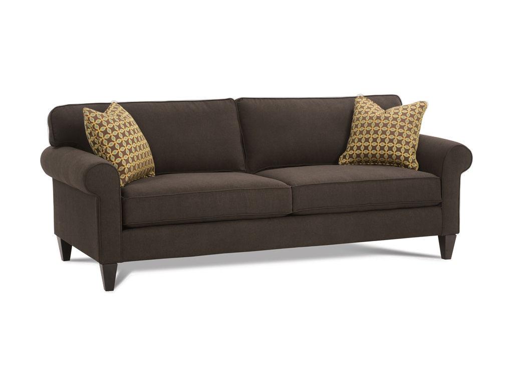 Beau Rowe Bleeker Sofa   Choose 2 Or 3 Seat Cushions N290 002