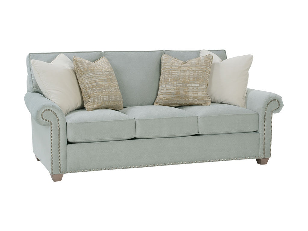 Rowe Living Room Morgan Sofa 85 N700 002 Shumake Furniture Decatur And Huntsville Al