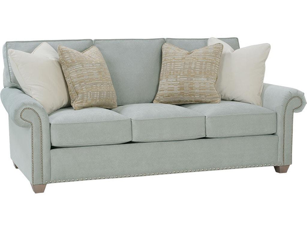 Rowe living room morgan sofa 85 n700 002 shumake for Furniture 4 less decatur al