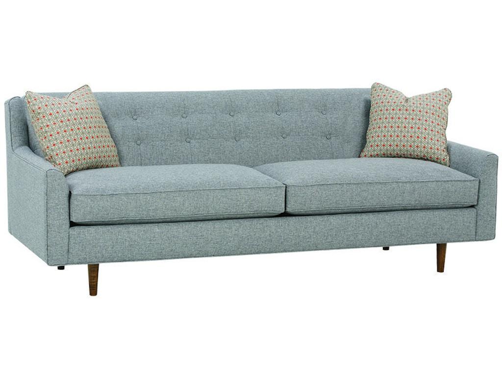 Rowe Living Room Kempner Sofa N720 002 Wholesale Furniture Cookeville Tn