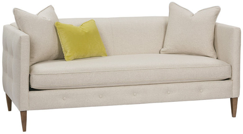 Enjoyable Rowe Living Room Claire 75 Sofa Bench Cushion N760 021 Pdpeps Interior Chair Design Pdpepsorg