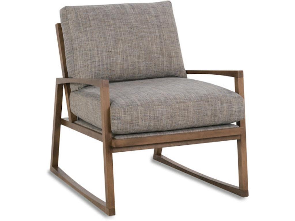Rowe Living Room Beckett Wood Frame Chair N930-006 ...