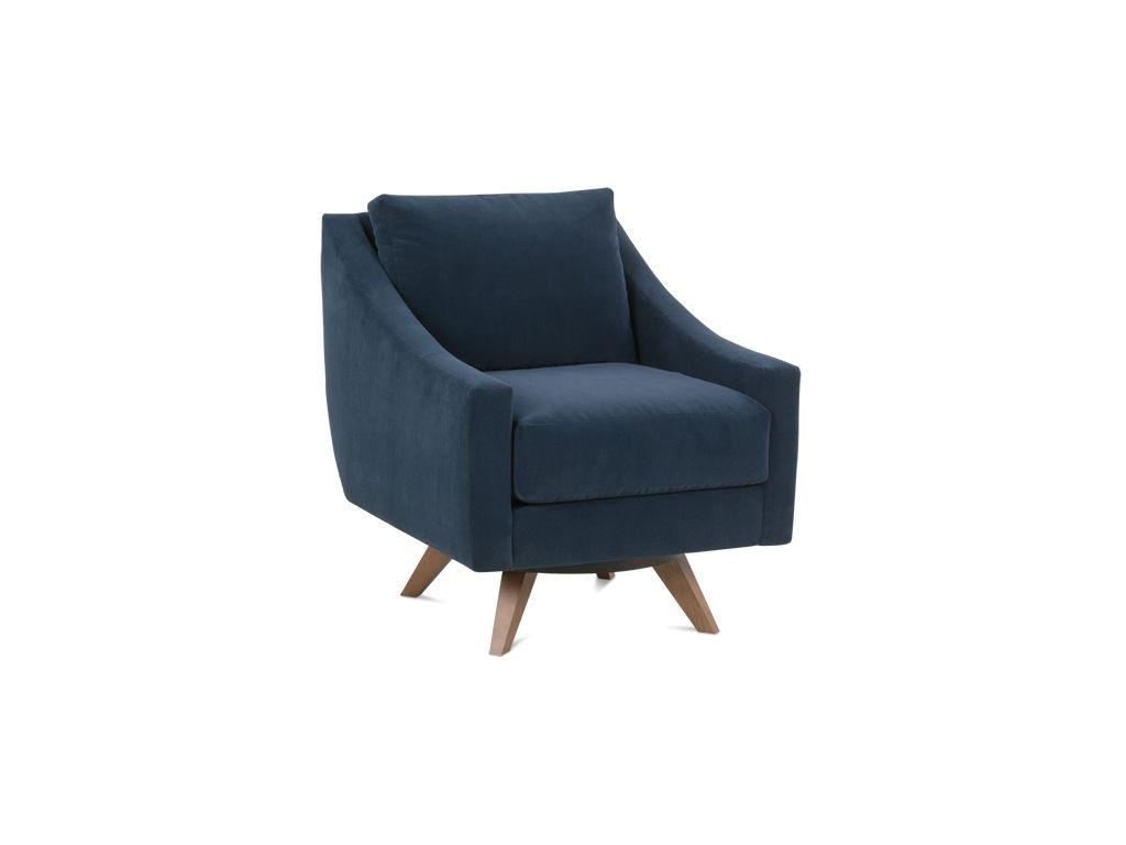 Rowe Nash Swivel Chair N970 016