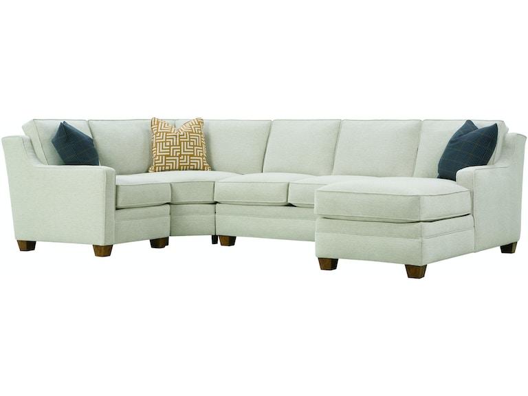 Amazing Rowe Living Room Fuller Sectional P180 Sect Hamilton Sofa Frankydiablos Diy Chair Ideas Frankydiabloscom