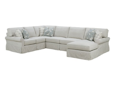 Rowe Easton Sectional P275-SECT