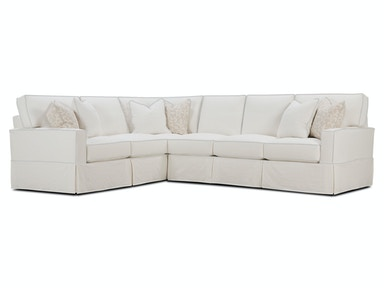 Rowe Easton Sectional P278-Sect