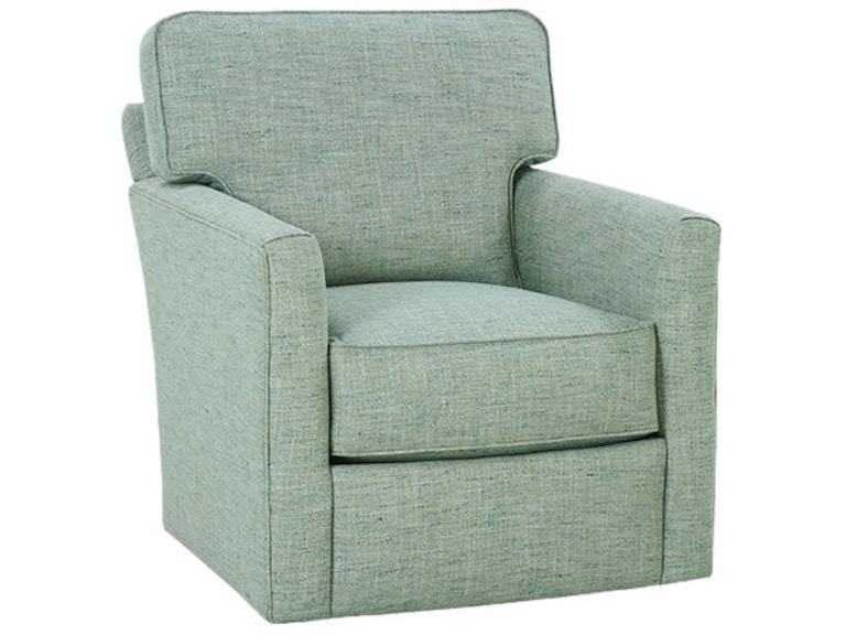 Rowe Living Room Evan Swivel Chair P340-016 - Hamilton Sofa ...
