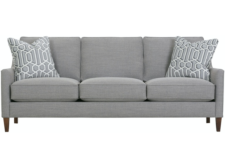 Wondrous Rowe Living Room Sofa P390 002 Strobler Home Furnishings Machost Co Dining Chair Design Ideas Machostcouk