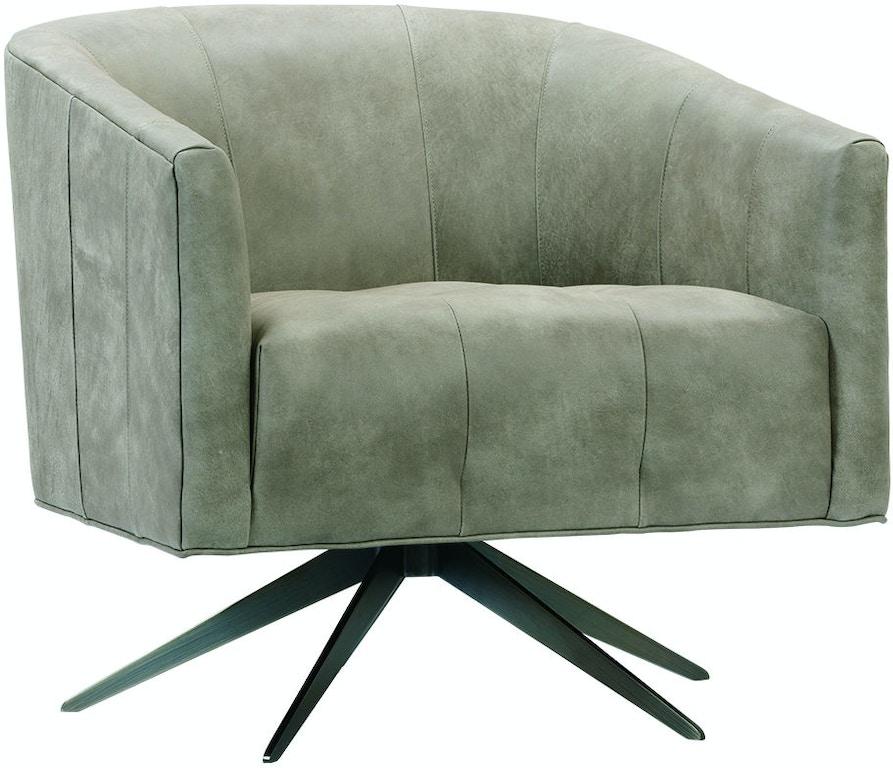 Rowe Living Room Pate Swivel Chair P420-B-L-016 - Urban ...