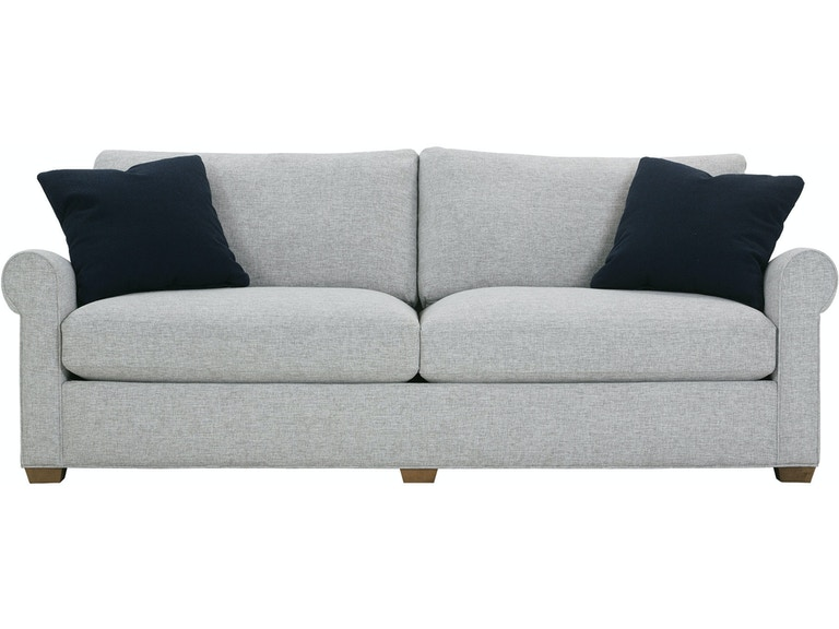 Amazing Rowe Living Room 2 Cushion Sofa P603 003 Todays Home Gmtry Best Dining Table And Chair Ideas Images Gmtryco
