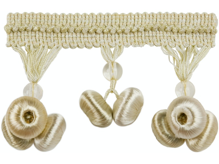 Kravet Guaranteed GUM DROP TASSEL LIMESTONE T30583.16