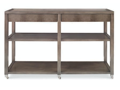Kravet Solange Wrapped Drawers Console Table WSB103/W