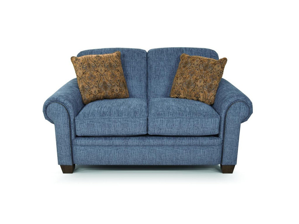 England Living Room Philip Loveseat 1256 England Furniture New
