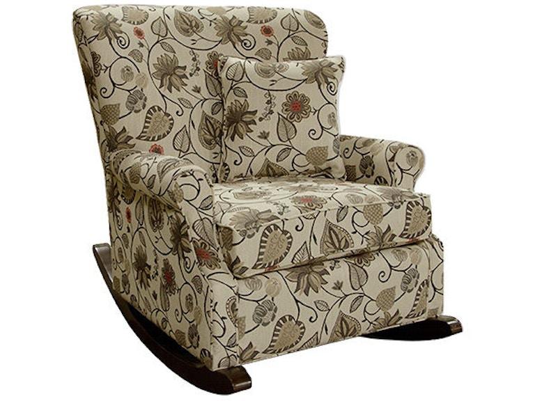 England Living Room Natalie Rocking Chair 1300 98