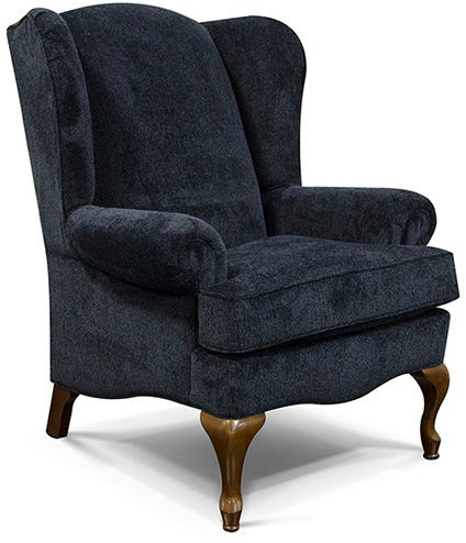 England Living Room Colleen Chair 1334 Woodcrafters