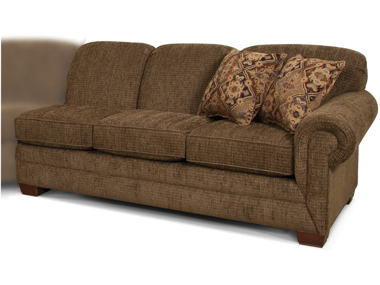 England Living Room Monroe Right Arm Facing Sofa 1430 23