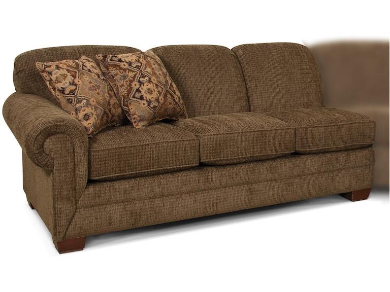 England Living Room Monroe Left Arm Facing Sofa 1430 24