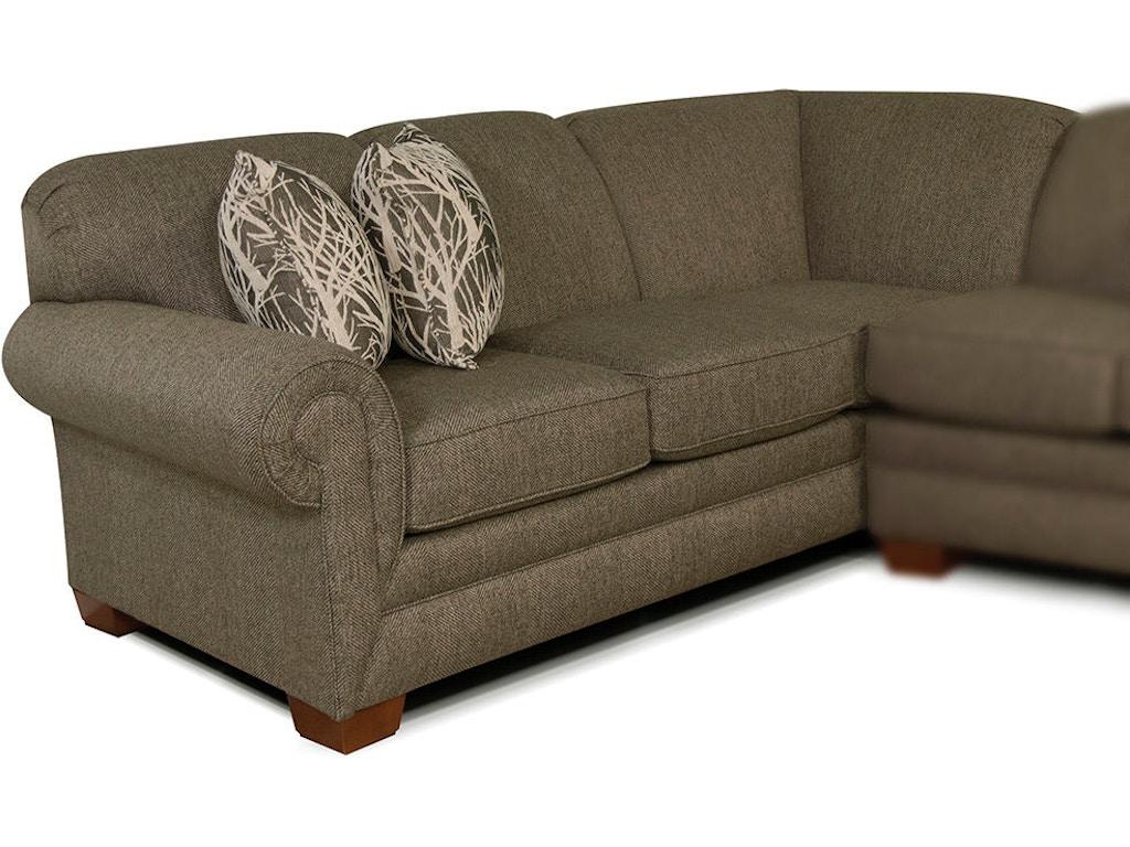 England Living Room Monroe Left Arm Facing Corner Sofa