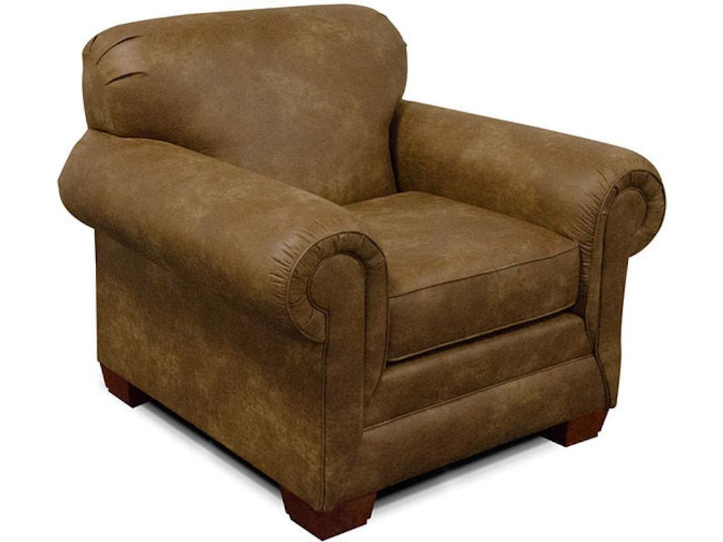 England Living Room Monroe Chair 1434s Nehligs Furniture