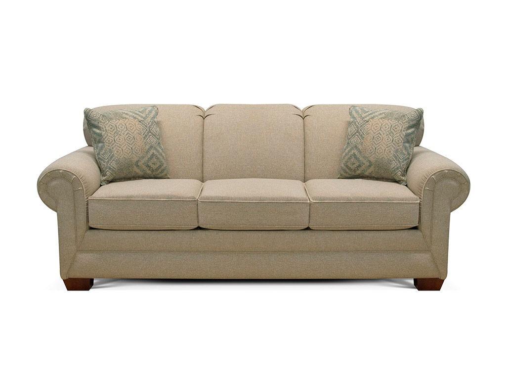 England living room monroe sofa 1435 bob mills furniture for Sectional sofas bob mills