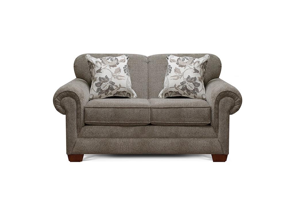england living room monroe loveseat 1436 england furniture new rh englandfurniture com Mission Furniture Sofa Home Comfort Furniture Sofa and Loveseats