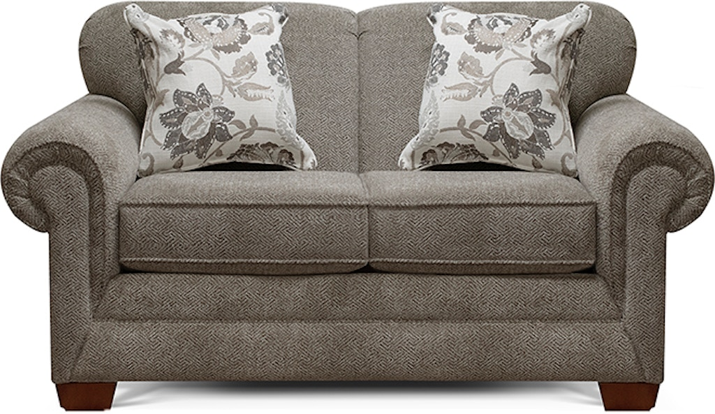 Excellent England Living Room Monroe Loveseat 1436 England Furniture Gmtry Best Dining Table And Chair Ideas Images Gmtryco