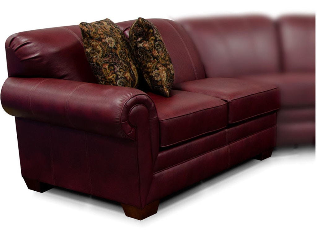 Magnificent England Living Room Vera Left Arm Facing Loveseat 1460 28 Onthecornerstone Fun Painted Chair Ideas Images Onthecornerstoneorg