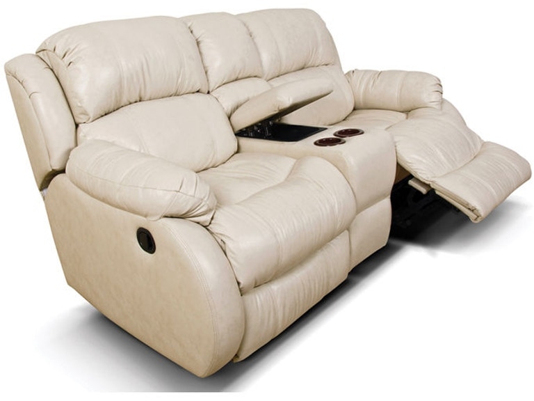 England Living Room Litton Double Rocking Reclining Loveseat Console 201090l Abide Furniture