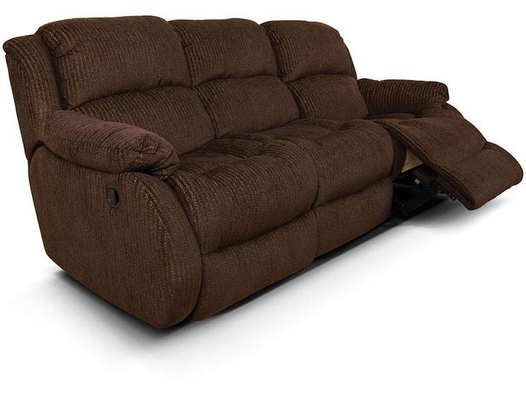 England Living Room Hali Double Reclining Sofa 2011
