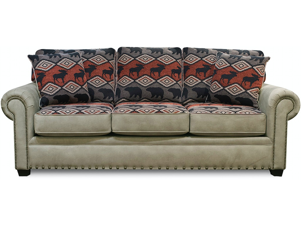 England Living Room Jaden Sofa 2265n Jensen Home Furnishings Taylorville Il