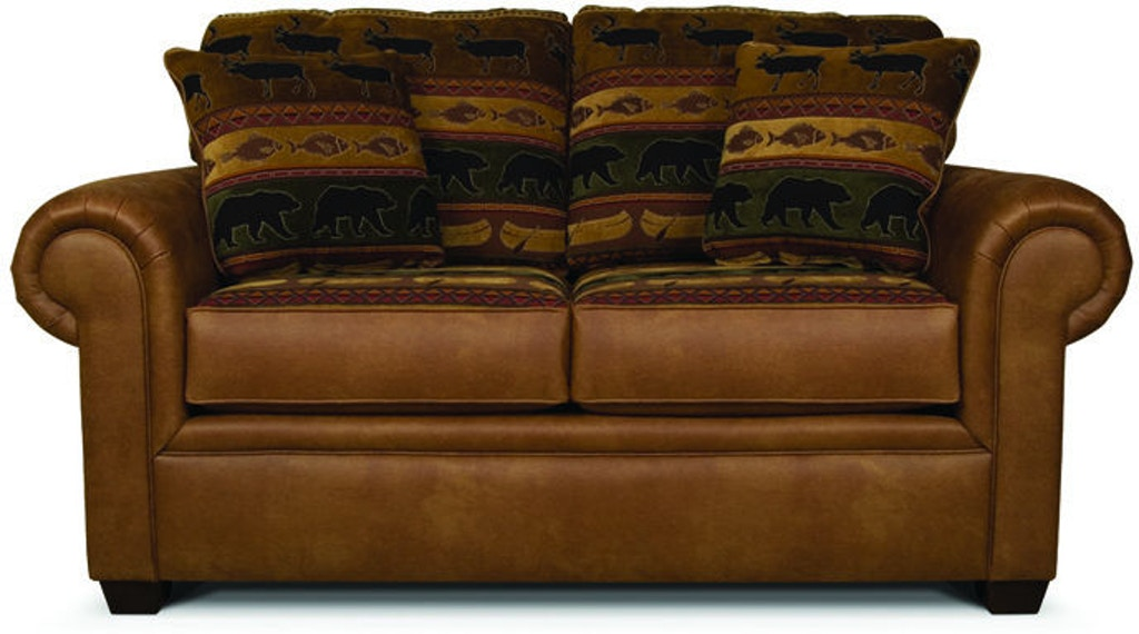 Teal Loveseat Cover