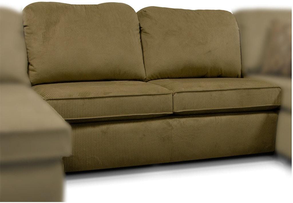 Astonishing England Living Room Malibu Armless Sofa 2400 40 England Spiritservingveterans Wood Chair Design Ideas Spiritservingveteransorg