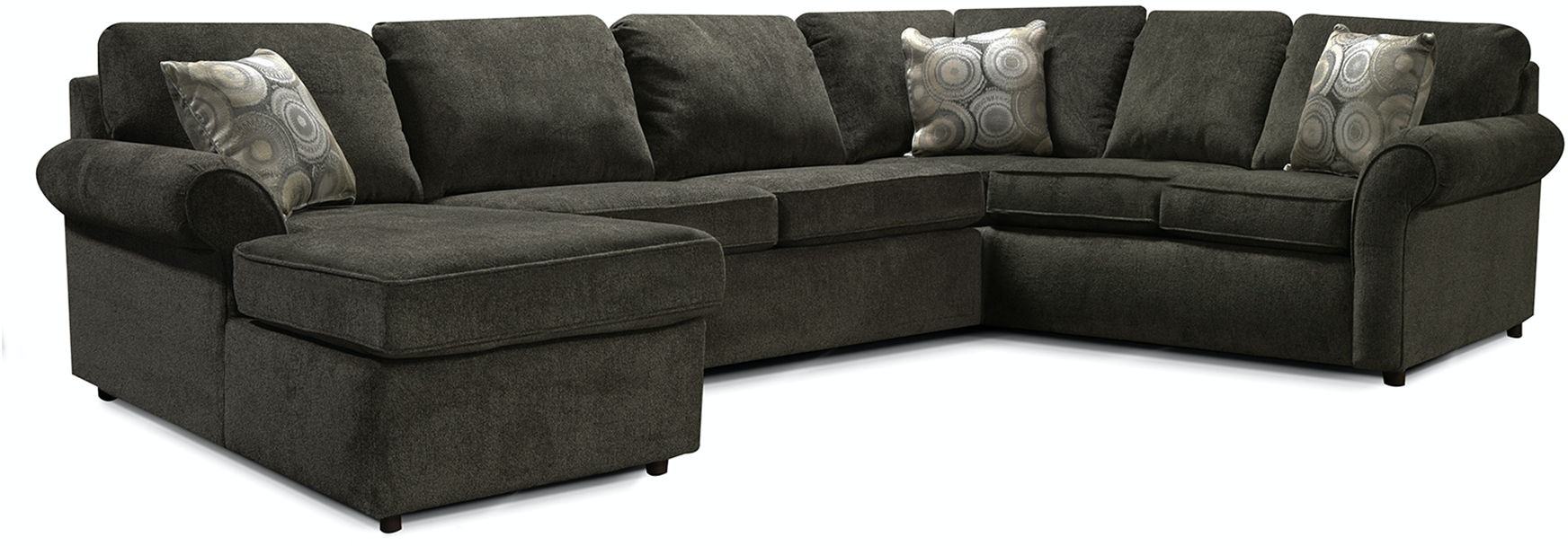 England Living Room Malibu Sectional 2400 Sect England Furniture