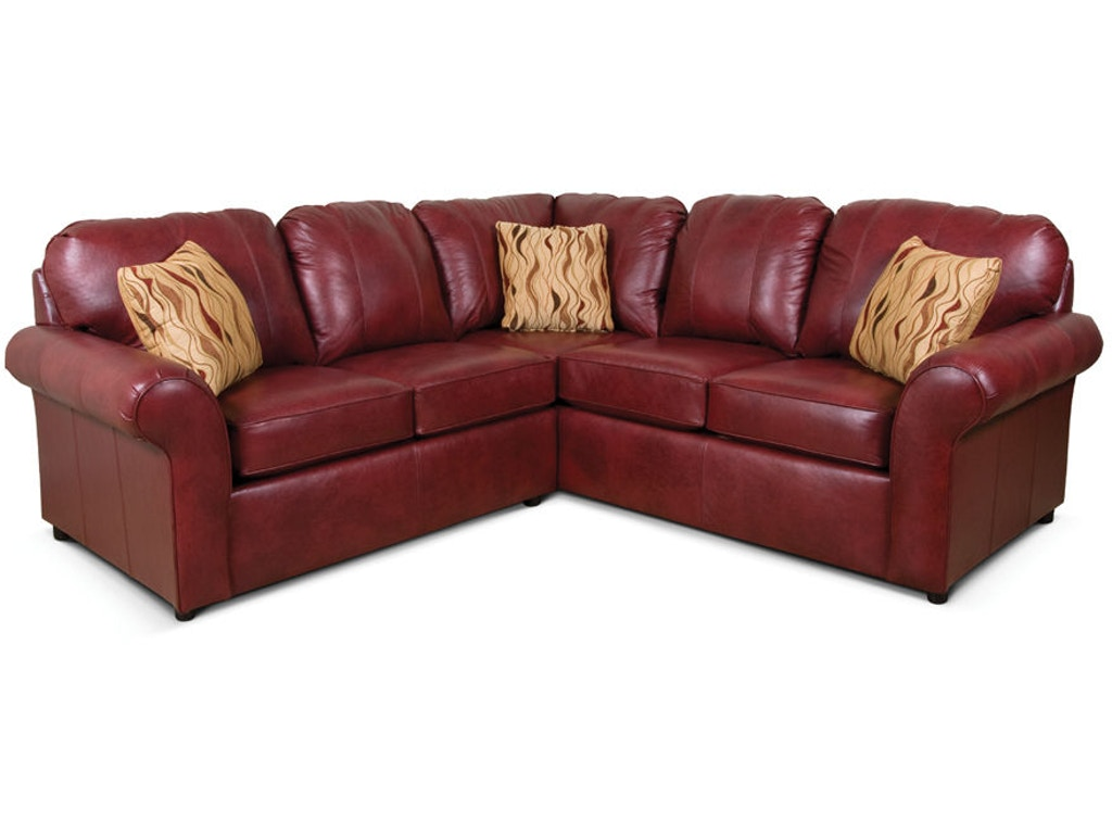 England living room lachlan sectional 2400al sect smith for Furniture york pa