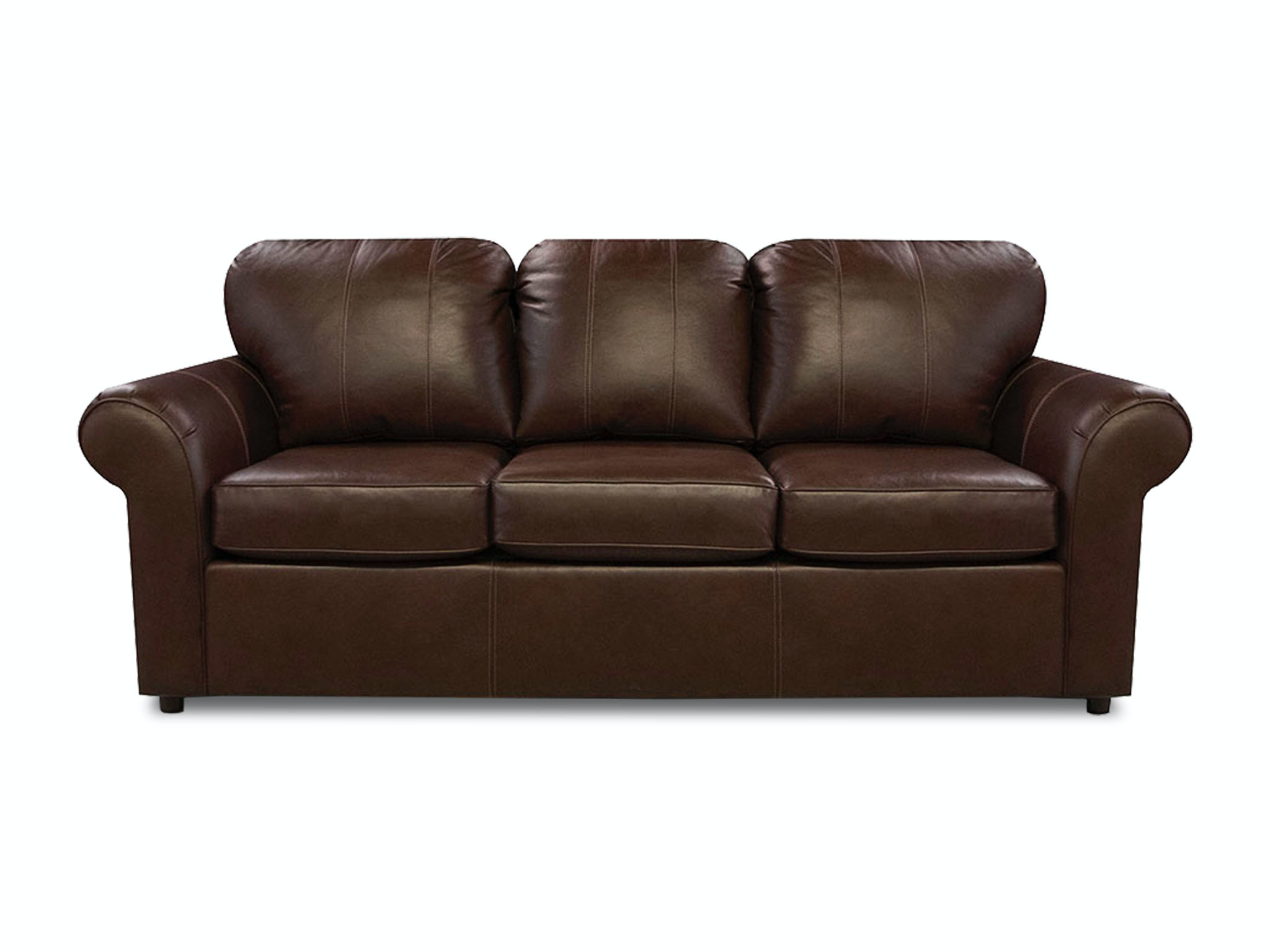 England Living Room Lachlan Leather Sofa 055850