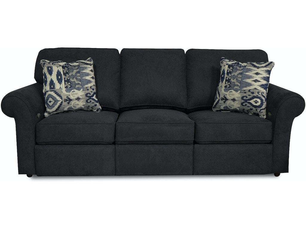 England Living Room Huck Double Reclining Sofa 2451