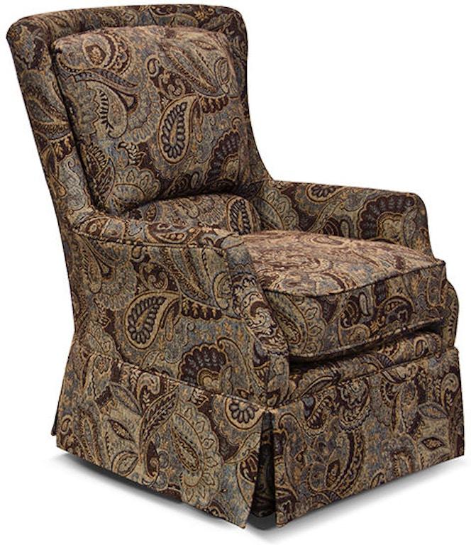 Enjoyable England Living Room Burke Chair 291069S England Furniture Cjindustries Chair Design For Home Cjindustriesco