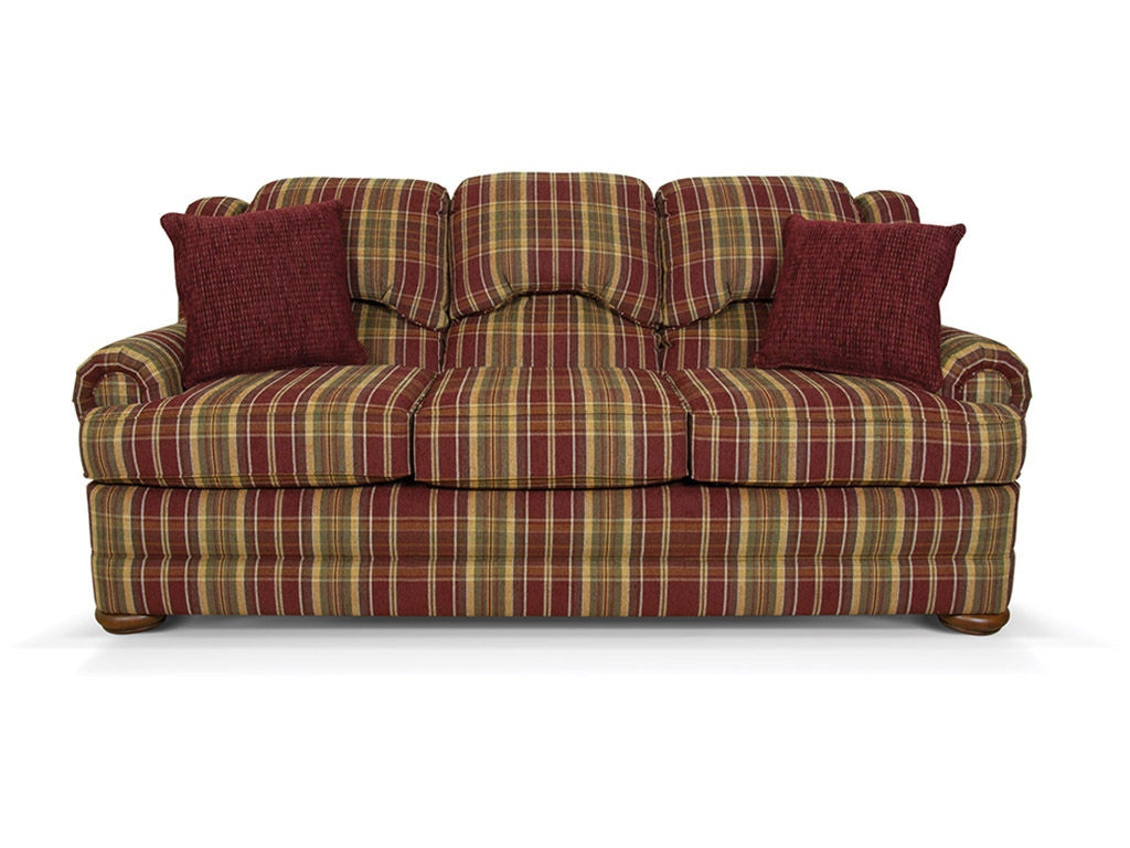 England living room alicia sofa 2945 bob mills furniture for Sectional sofas bob mills