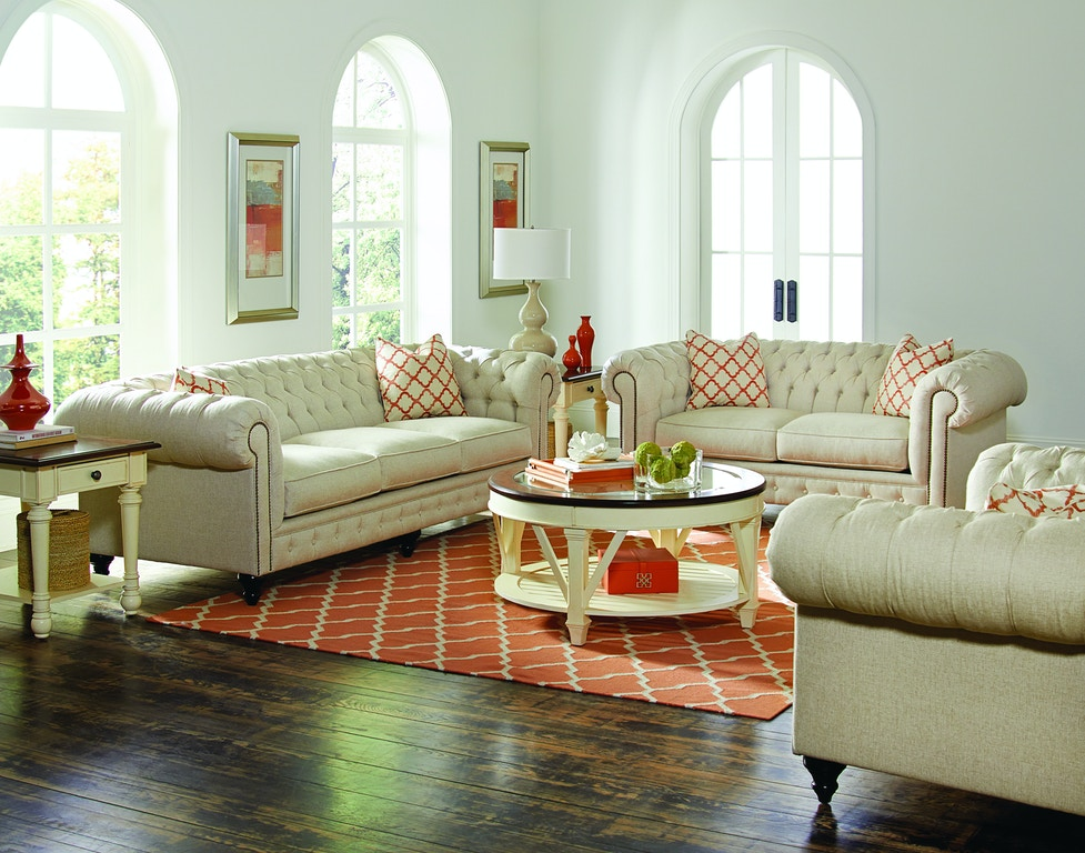 England Living Room Rondell Sofa 2r05 England Furniture