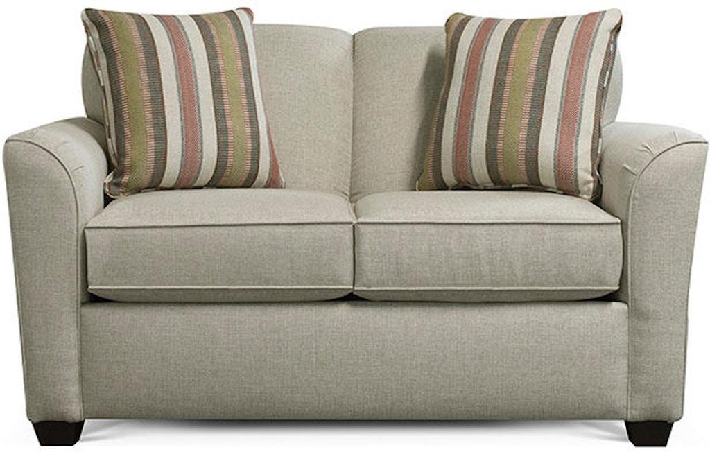 Wondrous England Living Room Smyrna Loveseat 306 England Furniture Machost Co Dining Chair Design Ideas Machostcouk