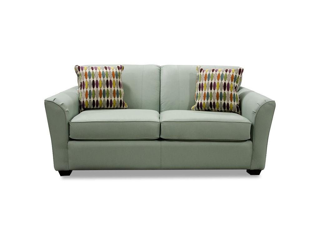 England living room lambert full sleeper 308l bob mills for Sectional sofas bob mills