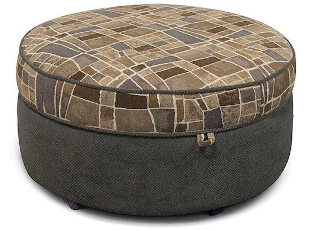 england living room olena storage ottoman 780253 furnitureland delmar delaware. Black Bedroom Furniture Sets. Home Design Ideas