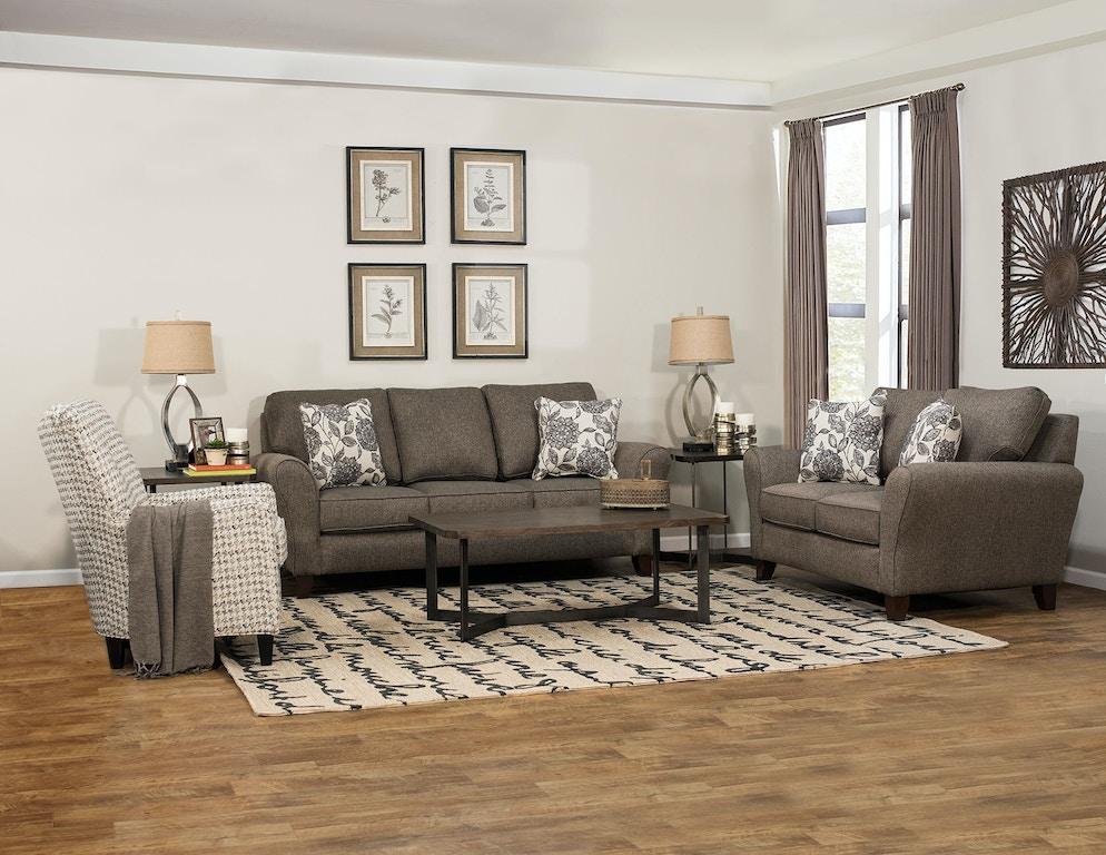 England Living Room Paxton Loveseat 3b06 Gavigan S