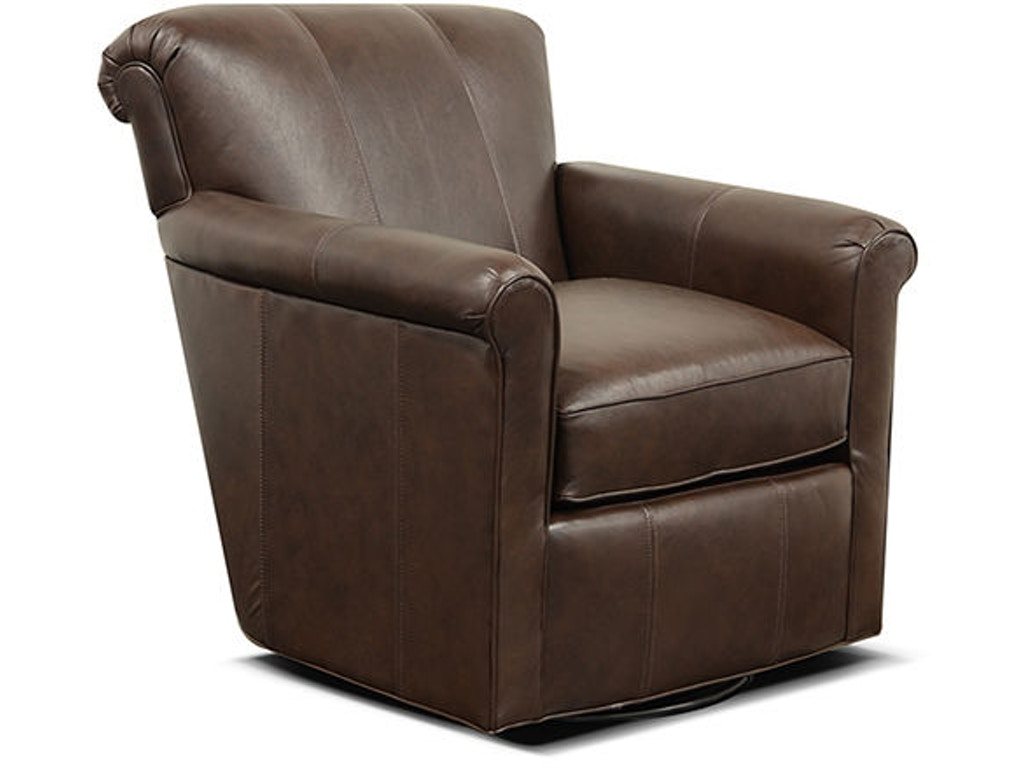 mesmerizing swivel chairs living room furniture | England Living Room Lillian Swivel Chair 3C069AL - Trivett ...