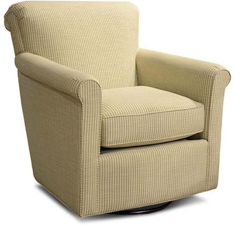 Groovy England Living Room Cunningham Swivel Chair 3C20 69 Bralicious Painted Fabric Chair Ideas Braliciousco