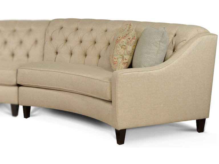 3f00 27 Finneran Right Arm Facing Angled Sofa